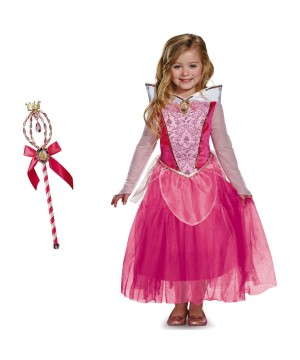 Disney Princess for a Day Costume Kit Aurora