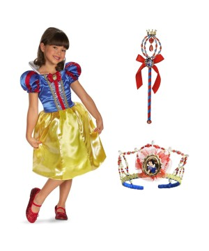 Disney Snow Costume Kit