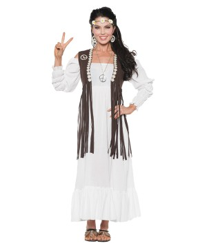 Earth Peace Women Costume