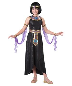 Enchanting Cleopatra Girls Costume