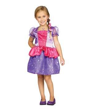 Fairy Tale Princess Toddler Girls Costume