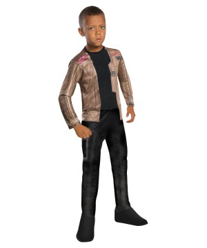 Star Wars Finn the Force Awakens Boys Costume