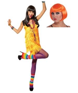 Flapper Chick Costume Kit