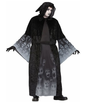 25th Anniversary Ghost Face Boys Costume