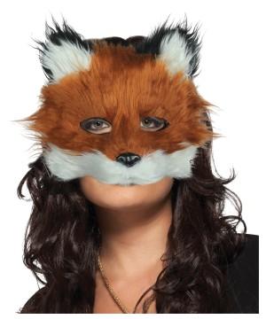 Furry Face Fox Mask