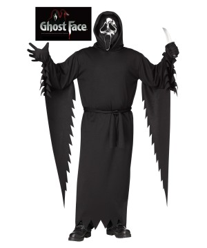 Ghost Face Men Costume