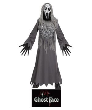 Ghost Face Soul Reaper Boys Costume
