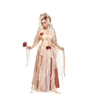 Ghostly Bride Women Costume