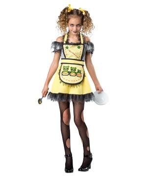 Ghouldielocks Girls Costume