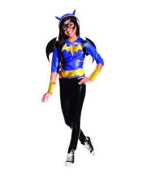 Batgirl Girls Costume deluxe
