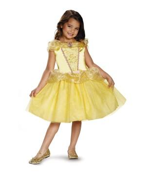 Girls Belle Classic Costume