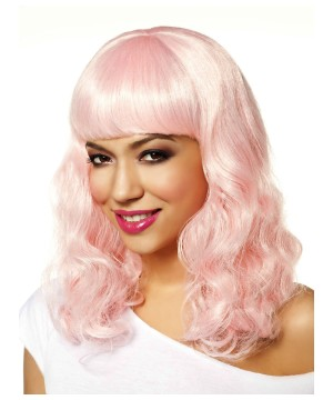 Girls Party Wig