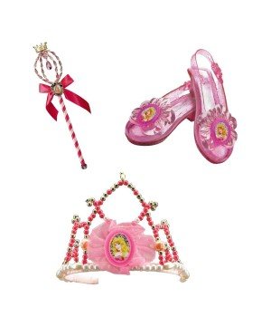 Girls Princess Aurora Disney Kit