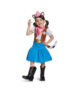 Girls Toddler Sheriff Callie Costume