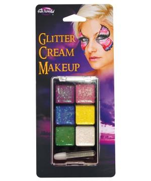 Glitter Creme Makeup Palette