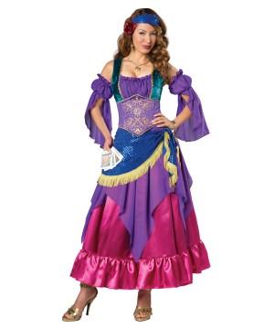 Gypsy Treasure Woman Costume