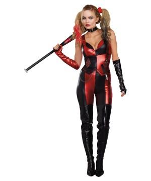 Harlequin Blaster Womens Costume