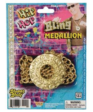 Hip Hop Medallion