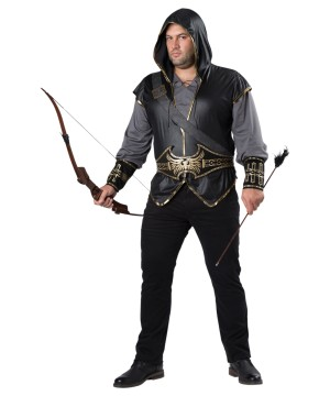 Plus Size Men Costumes