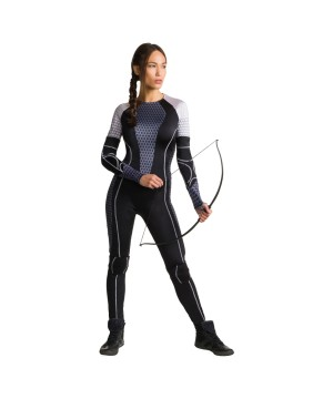 Hunger Games Catching Fire Katniss Women Costume