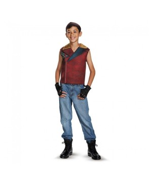 Jay Descendants Boys Costume deluxe