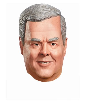 Jeb Bush deluxe Mask