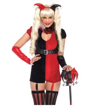 Jester Mischief Maker Women Costume
