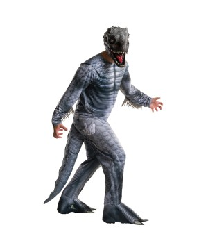 Jurassic World Indominus Rex Men Costume