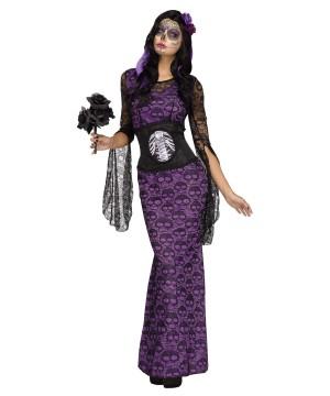 La Muerte Day of the Dead Women Costume