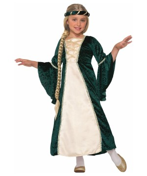Lady of Sherwood Girl Costume