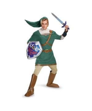 Legend of Zelda Link Teen Boys Costume