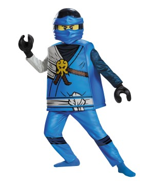 Lego Jay Ninja Boys Costume