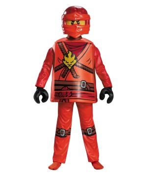 Lego Kai Ninja Boys Costume