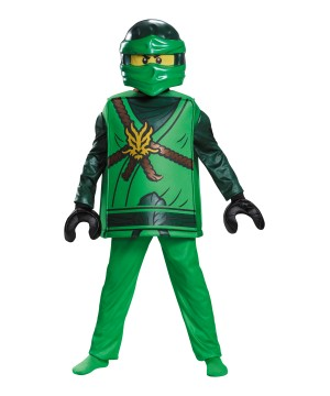 Lego Lloyd Ninja Boys Costume