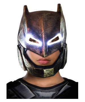 Boys Batman V Superman Light up Batman Mask