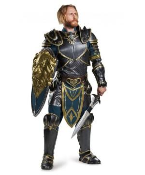 Warcraft Lothar Prestige Costume