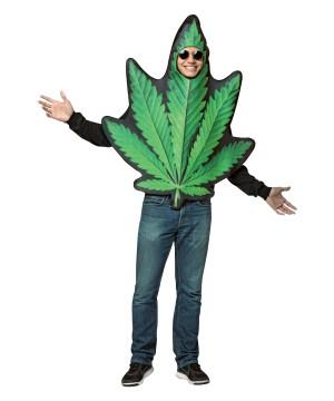 Marijuana Leaf Costume