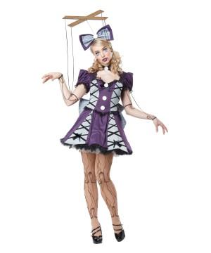 Marionette Women Costume