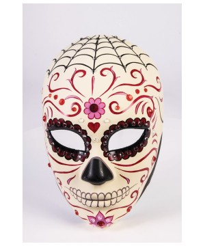 Day of the Dead Sweatheart Mask