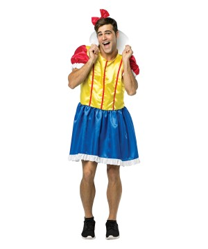 Princess With a Twist Mens Costume