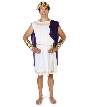 Men's Roman Toga Costume