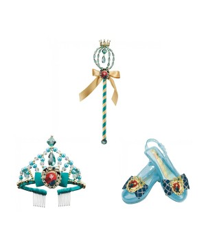 Merida Wand Tiara and Shoes Kit