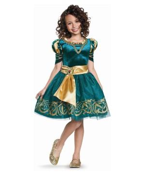 Girls Merida Classic Costume