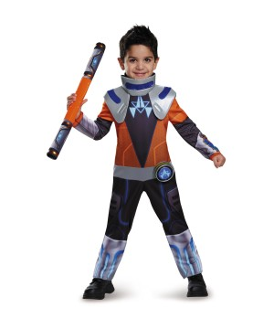 Miles From Tomorrowland Galatech Boys Costume