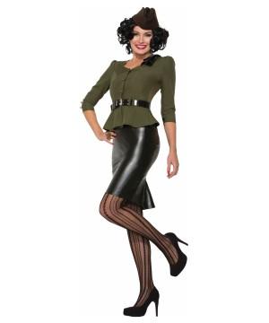 Missle Millie Costume