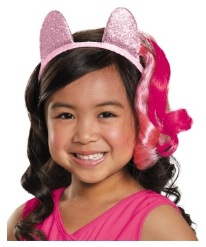 My Little Pony Pinkie Pie Girls Ears Headpiece