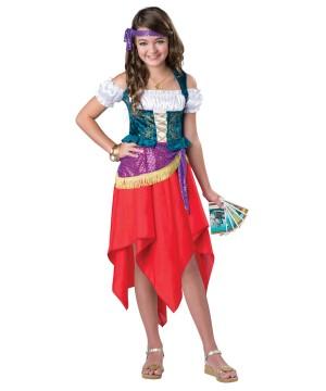 Mystical Gypsy Girls Costume