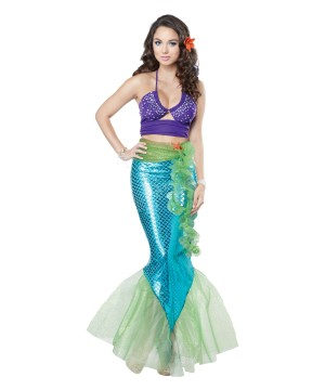 Mythic Mermaid Women Costume