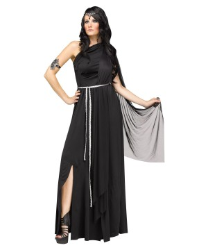 New Moon Dark Goddess Women Costume