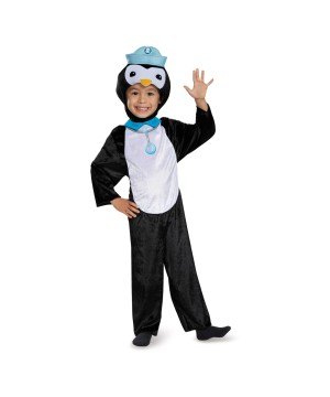 Octonauts Peso Penguin Toddler Boys Costume